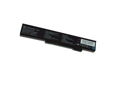 Battery for Gateway 3ur18650f-2-qc-ma1 6msb 6msbg 8msbg pa6a squ-412 squ-516
