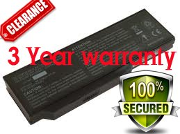 Medion MAM2100 MIM2300 Akoya E8410 P8610 P7610 battery