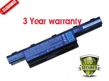 New Acer TravelMate 5335 5740G 7740G 8472TG 8473G 8572T 8573G Battery