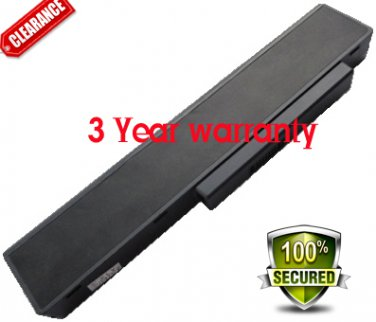 SQU-808-F01 Akku Fujitsu Siemens Amilo Pi3560 Pi3660 EF7A Serie 3UR18650-2-T0183
