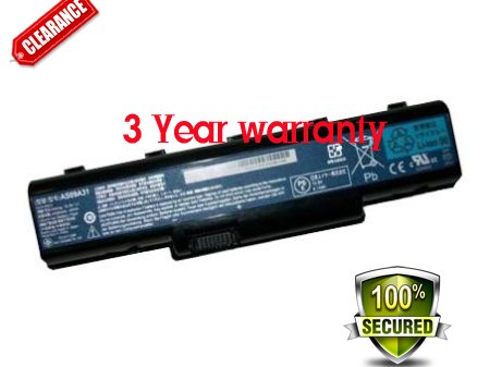 Packard Bell EasyNote TJ74 TJ75 TJ76 TJ77 TJ78 TH36 TR81 TR82 TR83 TR85 Battery