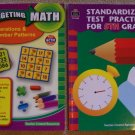 TCR Standardized Test Practice 5th GR Targeting Math 5-6 LOT