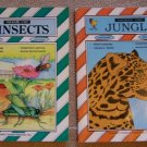 TCM Lot/2 Unit Studies JUNGLE & INSECTS Intermediate