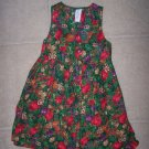 Girls Holly Holiday Christmas Jumper Dress 4