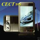 CECT 599 dual band dual sim card mobile phone unlocked
