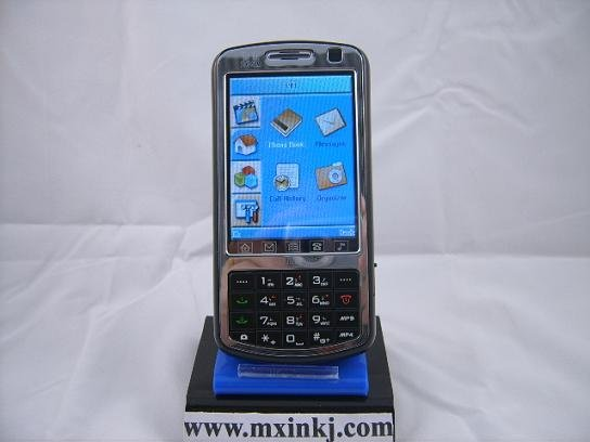 I3208 Triband dual sim card dual standby mobile phone