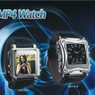 VPM 2GB MP4 Watch MP3 Player Metal Body USB Recorder [VPM]