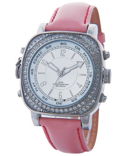 AB905 Lady MP3 Watch With Recorder & Lyric 1GB/2GB