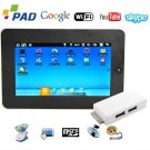 APAD Google Android 7 Inch Touch Screen Tablet PC with Camera