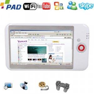 APad 800MHZ CPU 7 Inch MID Tablet PC WiFi