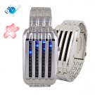 Fashionable Japanese Style Blue LED Watch (Time/Year/Day/Date/PM