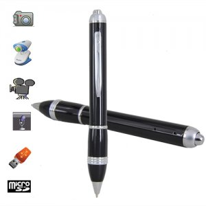 4G _30fps Motion Detection HD Mini Camera Pen DVR Camcorder