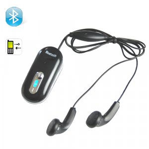 Cell Phone Bluetooth Headset (Two Channel)