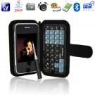 3.0 Inch Screen Dual Card Quadband QWERT Cell Phone