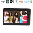 Google Android 7 Inch Touch Screen APAD Tablet PC with Camera (WIFI 802.11b/g)