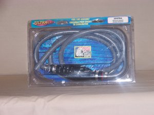 Tempo universal altra flow fuel line assembly