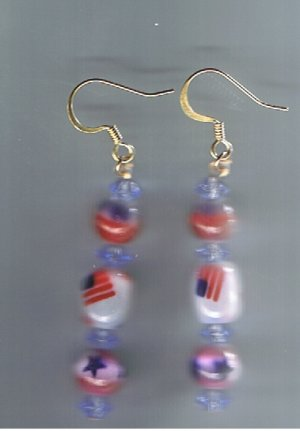 All American Earrings