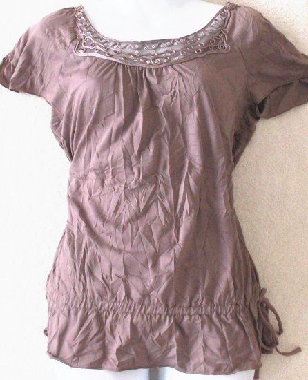 MARKS & SPENCER  Womens short-sleeved top  Size medium