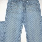 NEW  DIESEL  Womens pinkstriped jeans  Size 26