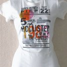 HOLLISTER  Womens/Juniors T-shirt  Size small