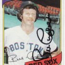 Bill Campbell Autographed Signed 1979 Topps! Red Sox