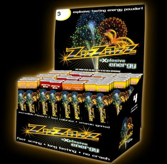 72 pack Box Display