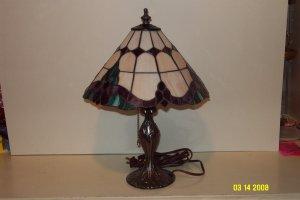 Tiffany Look-Alike Lamp