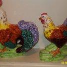 Ceramic Rooster Set