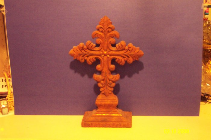 Rustic Iron Cross