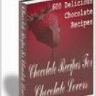 The Chocolate Lovers Reciper Book