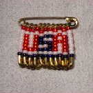 LC805F - Large Patriotic Friendship Pin