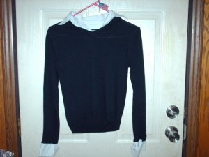 Girl's French Toast Layered Look Sweater Size 10/12 Gently Used