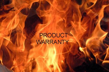 FIREPLACE FURNACES  -  PRODUCT WARRANTY