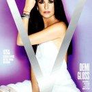 V MAGAZINE Poster SET 2' x 3' Testino & Demi Moore COVER 2008 New