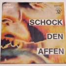 Peter Gabriel * SHOCK THE MONKEY * Original Rare German 45rpm 1982 Mint