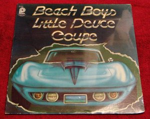 Beach Boys * LITTLE DEUCE COUPE * Original LP ReMastered 1976 SEALED Mint