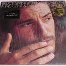 Bruce Springsteen E STREET SHUFFLE Original LP 1973 with Shrinkwrap Mint