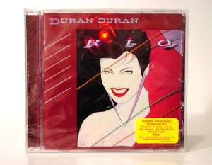 Duran Duran * RIO * Original CD ReMastered & Enhanced with VIDEOs New SEALED