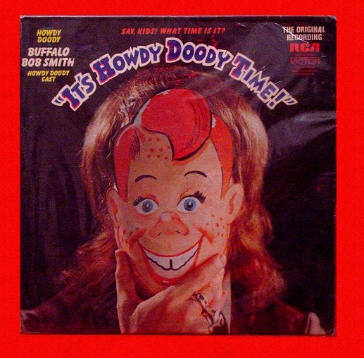 Howdy Doody Original Cast Stereo LP * SEALED * Buffalo Bob Smith