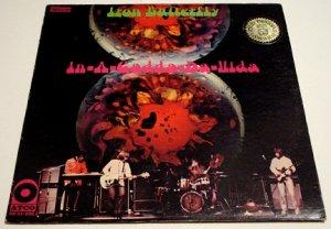 Iron Butterfly * IN A GADDA DA VIDA * Original LP Album 1968 Mint