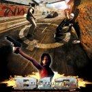 Luc Besson's DISTRICT B 13 Original Movie Poster * PARKOUR * 2' x 3' Rare 2006 Mint