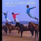 EVE ARNOLD Photographer * ALL IN A DAYS WORK * First Edition 1989 Mint