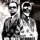 MR UNTOUCHABLE Original Movie Poster * NICKY BARNES * 2' x 3' Rare 2007 Mint