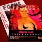 FOCUS Magazine SET of 2 * View Camera Portraits~Paul Strand~Man Ray * Europe 1995 MINT