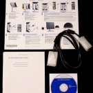 DELL 1908FP CD & Manual & Set-up Guide & DVI-D Cable * ONLY * New