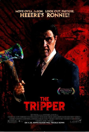 "THE TRIPPER Movie Poster * COURTNEY COX * 27"" x 40"" Rare NEW 2007"
