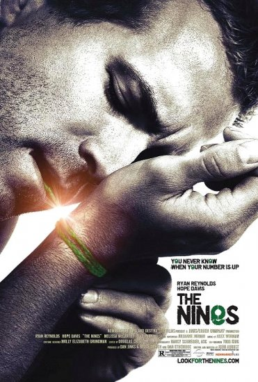 "THE NINES Movie Poster * RYAN REYNOLDS * 27"" x 40"" Rare 2007 NEW"