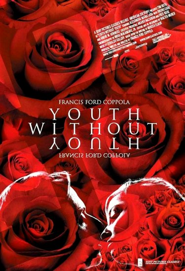 "Coppola's YOUTH WITHOUT YOUTH Movie Poster * TIM ROTH * 27"" x 40"" Rare 2007 NEW"