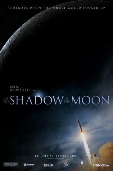 "IN THE SHADOW OF THE MOON Movie Poster 27"" x 40"" Rare 2007 NEW"