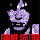 "The Maysles Brothers GIMME SHELTER Original Movie Poster * ROLLING STONES * 27"" x 40"" Rare 2000 Mint"